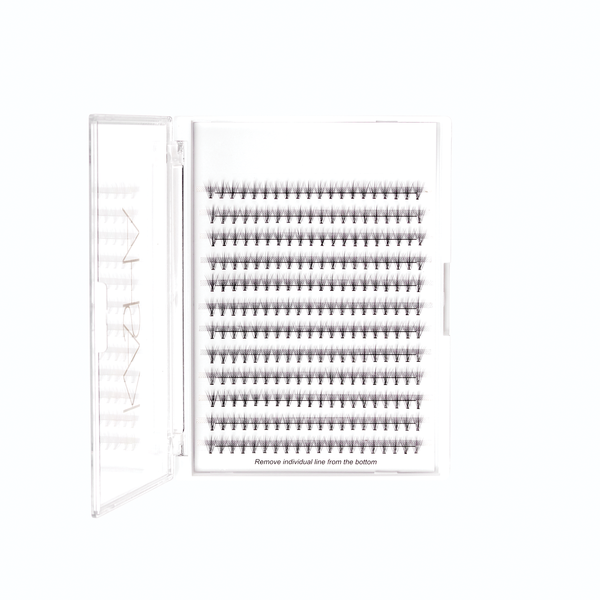 INDIVIDUAL EYELASH PRO PACK- 8MM SHORT