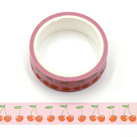 Cheerful Cherries Washi Tape