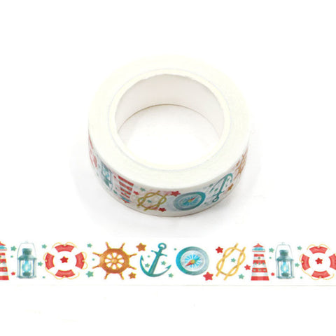 Nautical Washi Tape