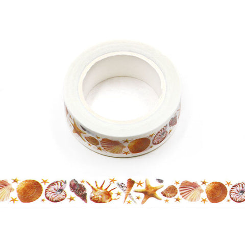 Shells Washi Tape