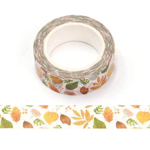 Fall Foliage Washi Tape