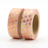 Pink Plus Side Washi Tape
