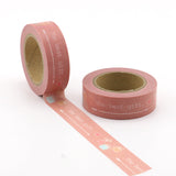 The Best Gift Washi Tape