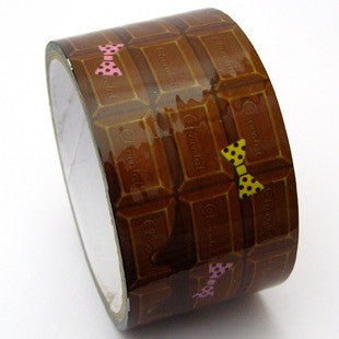 Chocolate Packing Tape
