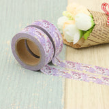 Purple Pegasus Washi Tape