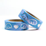 Angel Wings Foil Washi Tape