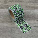 Shades of Evergreen Washi Tape