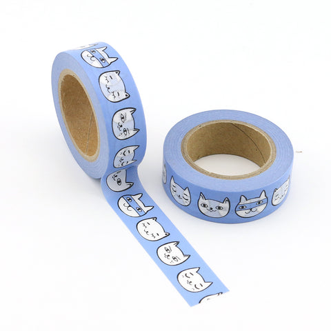 Ninja Kitties Washi Tape