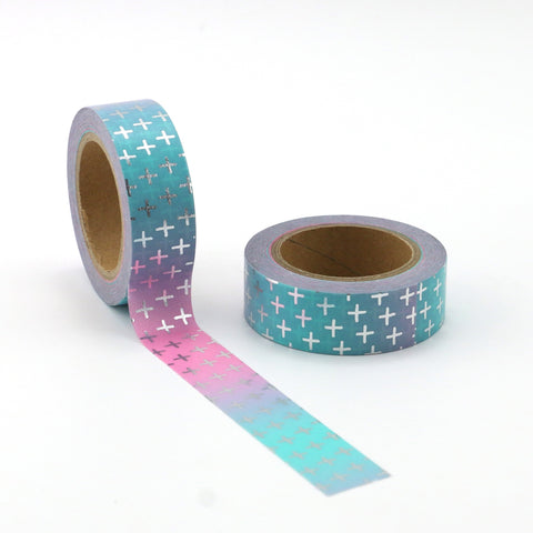 On the Plus Side Foil Washi Tape