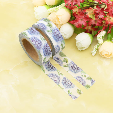 Lovely Lilac Washi Tape