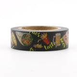 American Feast Washi Tape