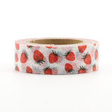 Summer Strawberries Washi Tape