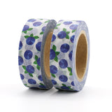Brilliant Blueberries Washi Tape