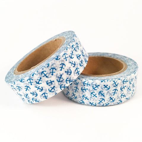 Tiny Anchors Washi Tape