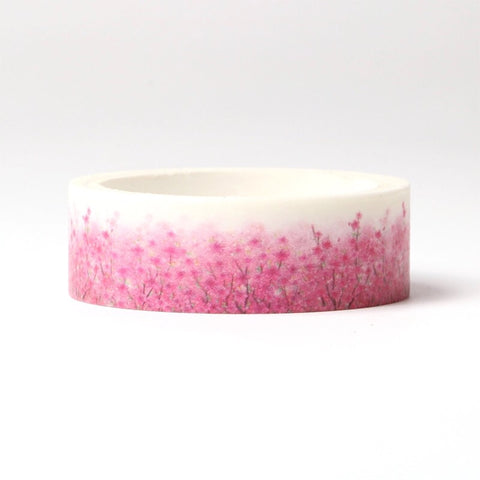 Pink Cherry Blossoms Washi Tape