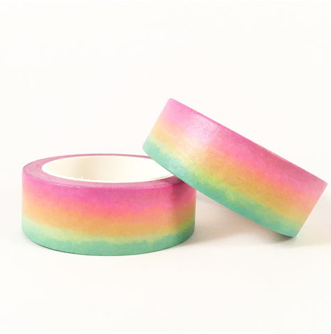 Colorful Sunset Washi Tape