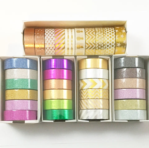 Washi Tape Gift Box Sets