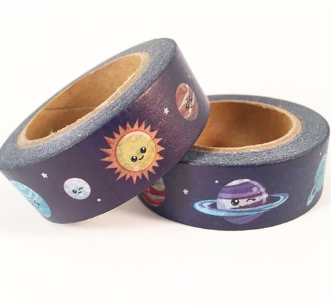 Pluto and Friends Washi Tape