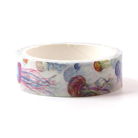 Jazzy Jellyfish Washi Tape