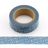Snowflake Holographic Foil Washi Tape