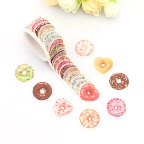 Delightful Donuts Washi Stickers