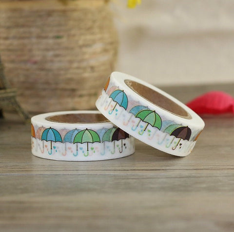 Love the Rain Washi Tape