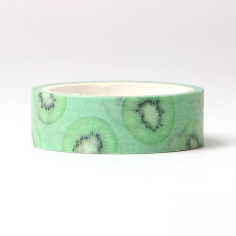 Kiwi Fruit Washi Tape