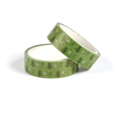 Evergreen Washi Tape