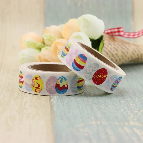 Easter Egg Washi Tape