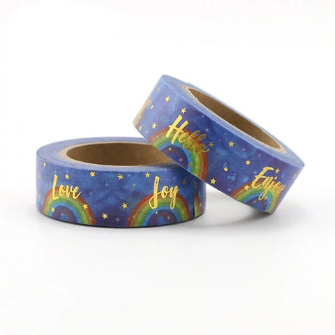 Believe Washi Tape