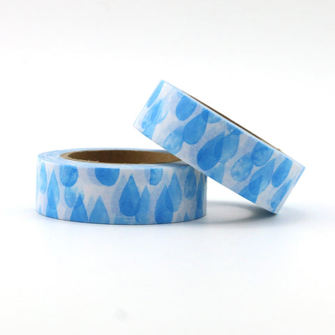 Drip Drop Washi Tape