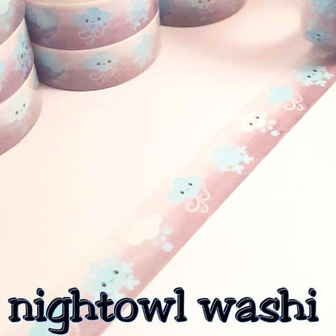 Winter Weather Washi Tape