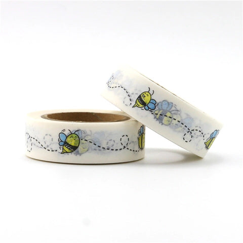 Buzz Buzz Bees Washi Tape