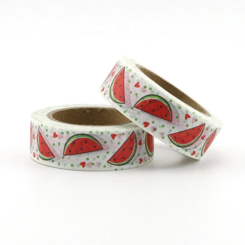 Watermelon Love Washi Tape