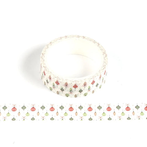 Tiny Ornaments Washi Tape