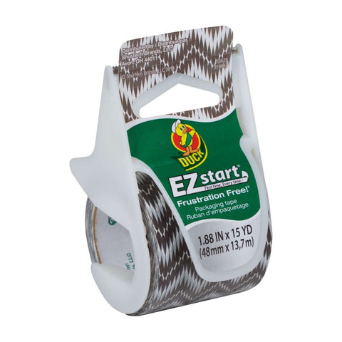 EZ Start® Printed Packaging Tape