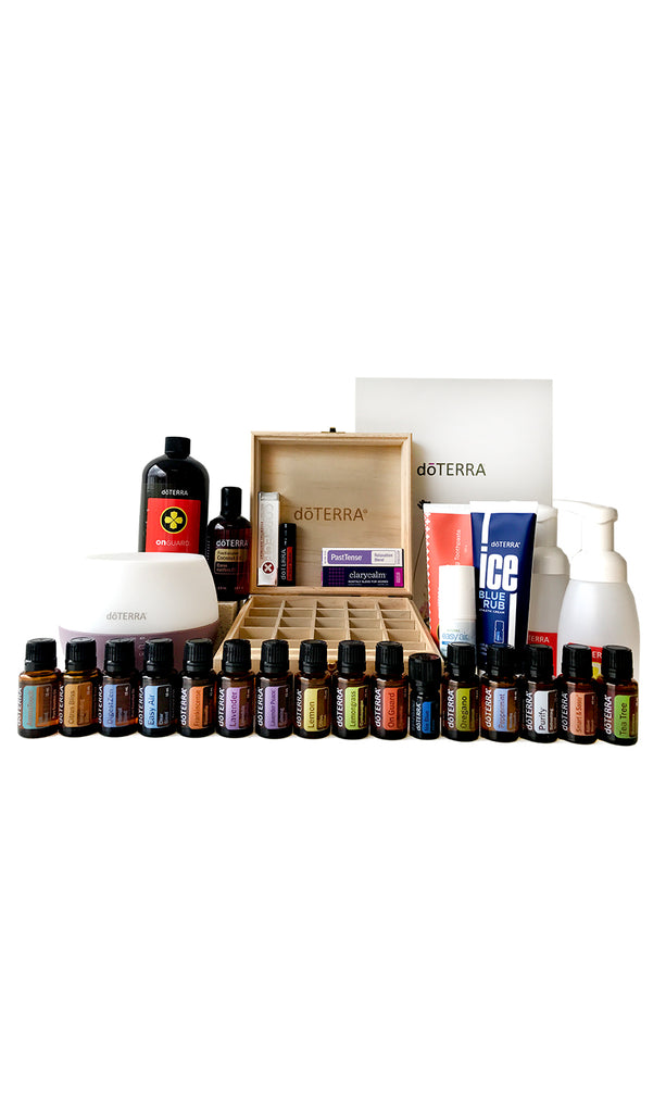 doTERRA Natures Solution Enrollment Kit - Move Your Body