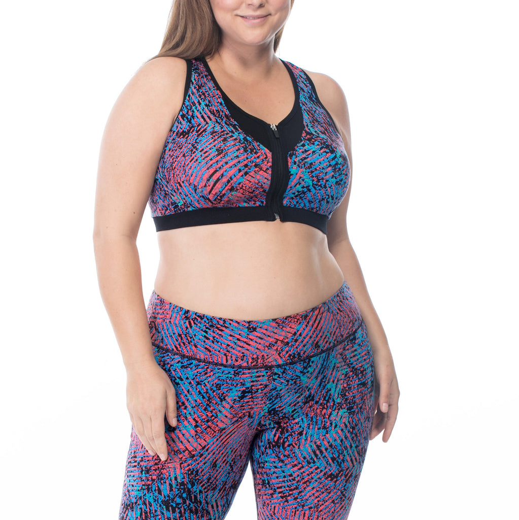 Rainbeau Curves Jane Print Bra