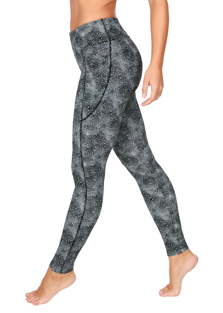 side view abi and joseph geometrica active wear leggings