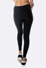 Arcadia Movement Blaze Legging - Black/ Stripe / Multi - Move Your Body