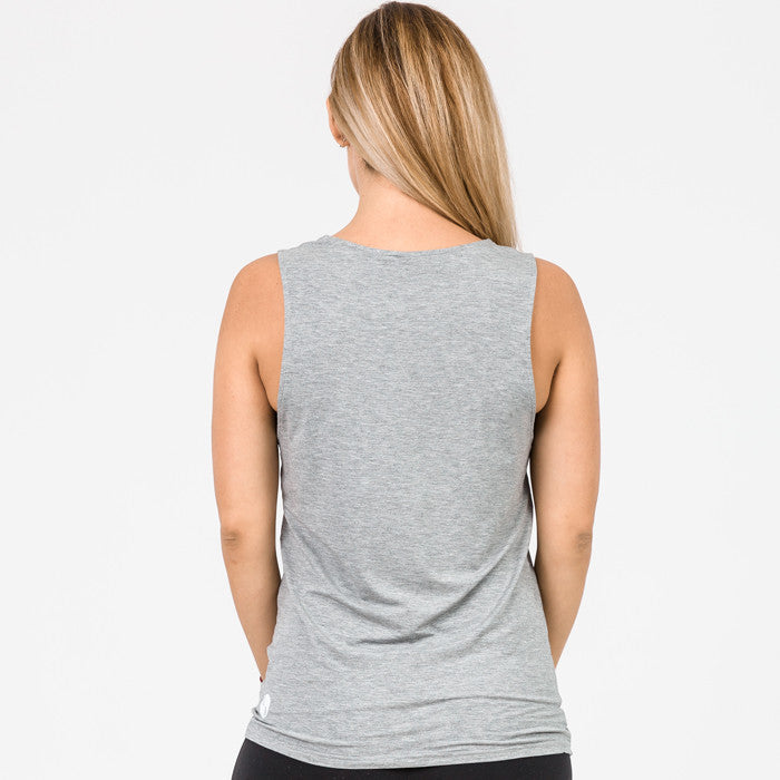 Cadenshae Casual Tank - Move Your Body