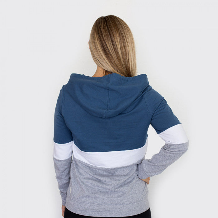 Cadenshae Casual Breastfeeding Hoodie Fresh