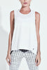 Arcadia Movement Surround Tank - White - Move Your Body