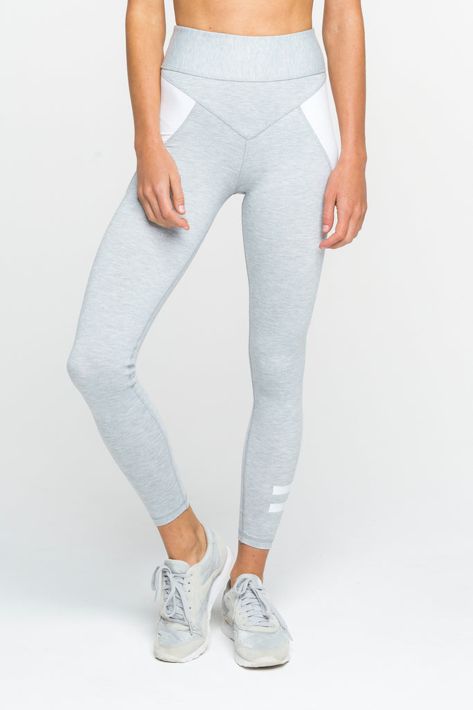 ARCAA MOVEMENT VAULT FL LEGGING - GREY WHITE