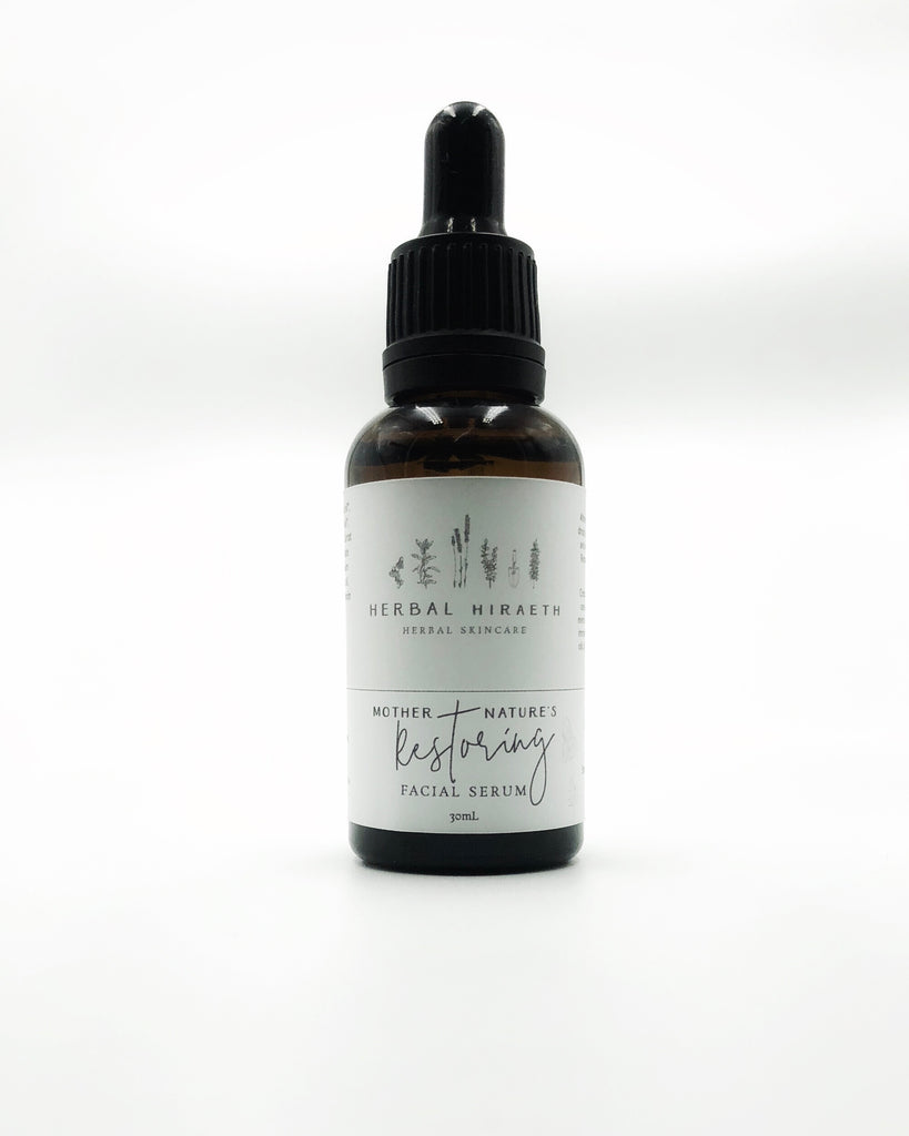 Mother Nature's Restoring Facial Serum 30ml