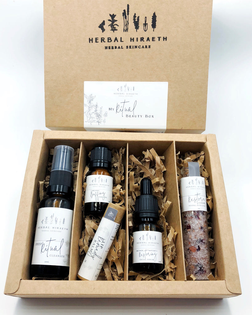 Herbal Hiraeth Ritual Beauty Box Set