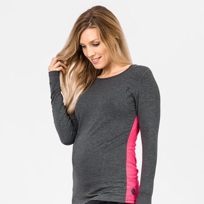 Cadenshae Long Sleeve Top - Move Your Body