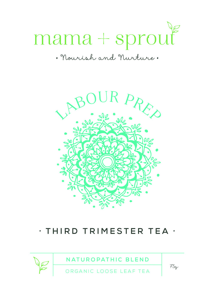 Mama + Sprout Labour Prep - Third trimester