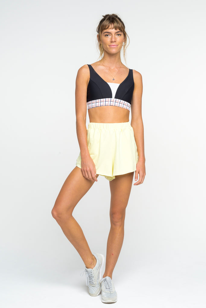 Arcaa Movement DEUCE LEMON SHORTS
