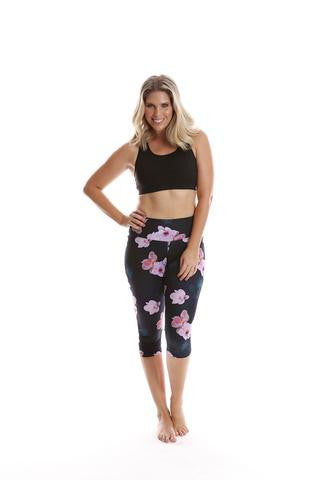 Active Truth ULTIMATE 7/8 LENGTH TIGHT — FULL BLOOM